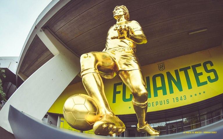 Inauguration de la statue Henri Michel