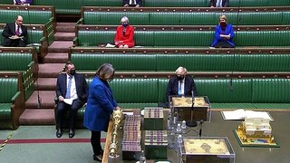 Jill Mortimer sworn in as MP for Hartlepool