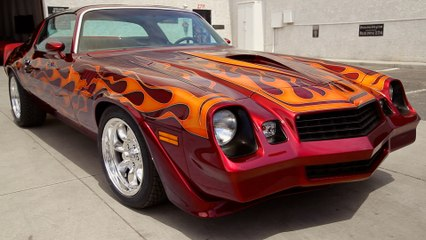 Counting Cars: Danny's STOKED to Rebuild Smoking Hot '79 Z28