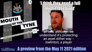 Mouth of the Tyne: a preview from the May 11 edition