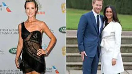 Prince Andrew's former love interest Lady Victoria Hervey says Prince Harry and Meghan Markle's