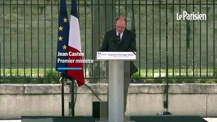 Hommage national au policier tué : «Face au pire, Eric Masson donnait le meilleur», salue Jean Castex