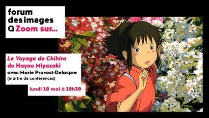 Zoom sur... Le Voyage de Chihiro