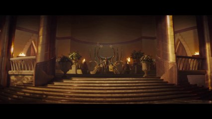 Loki Official Trailer 2 HD  2021  Marvel Studios Tom Hiddleston Owen Wilson
