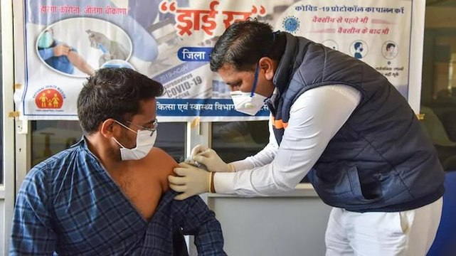 Complete vaccination for 30 crore Indians by July a distant dream