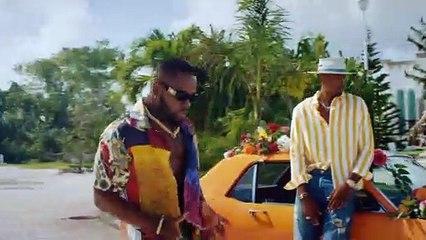 Serge Ibaka x Tayc - LEGGO (Official Music Video)