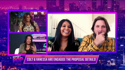 Colt & Vanessa From 90 Day Fiance Talk Wedding Plans & More