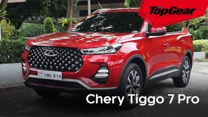 Review: 2021 Chery Tiggo 7 Pro