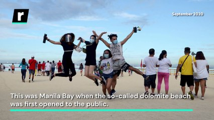 Manila in a Minute: Here's What Manila Bay Looks Like Now