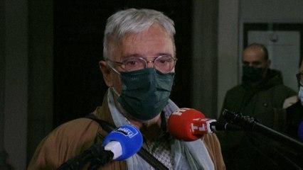 Nordahl Lelandais condamné à 20 ans de réclusion : «Nous sommes satisfaits», confie le père d'Arthur Noyer
