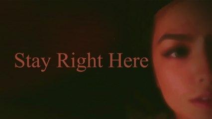 Alexa Ilacad - Stay Right Here
