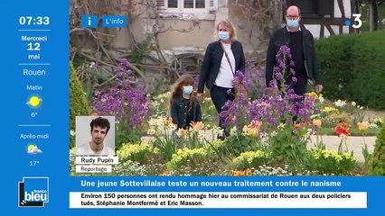 12/05/2021 - La matinale de France Bleu Normandie