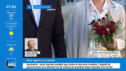 12/05/2021 - La matinale de France Bleu Drôme Ardèche