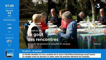 12/05/2021 - La matinale de France Bleu Limousin