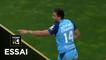 TOP 14 - Essai d'Arthur VINCENT (MHR) - Montpellier - Toulon - J21 - Saison 2020/2021