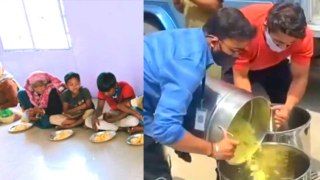 ಹಸಿದವರ ಹೊಟ್ಟೆ ತುಂಬಿಸುವ ಕೆಲಸ ಮಾಡ್ತಿರೋ ಕಿರಣ್ ರಾಜ್ ಗೆ ಸಲಾಂ | Filmibeat Kannada