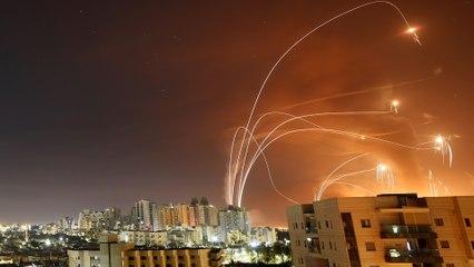 Tensions entre Israël et Palestine : le «Dôme de fer» contre les roquettes lancées depuis Gaza