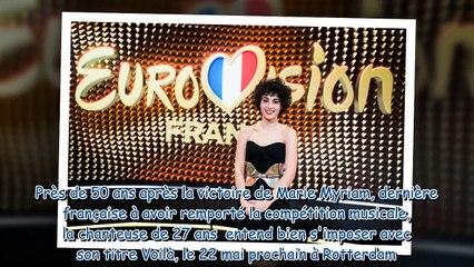 Eurovision - très bonne nouvelle pour Barbara Pravi, la candidate française