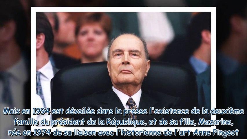 François Mitterrand - ce fils caché présumé issu d'une liaison pas si secrète