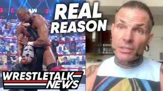 WWE BURYING Jeff Hardy? Vince McMahon To 'Shake-Up' WWE! | WrestleTalk