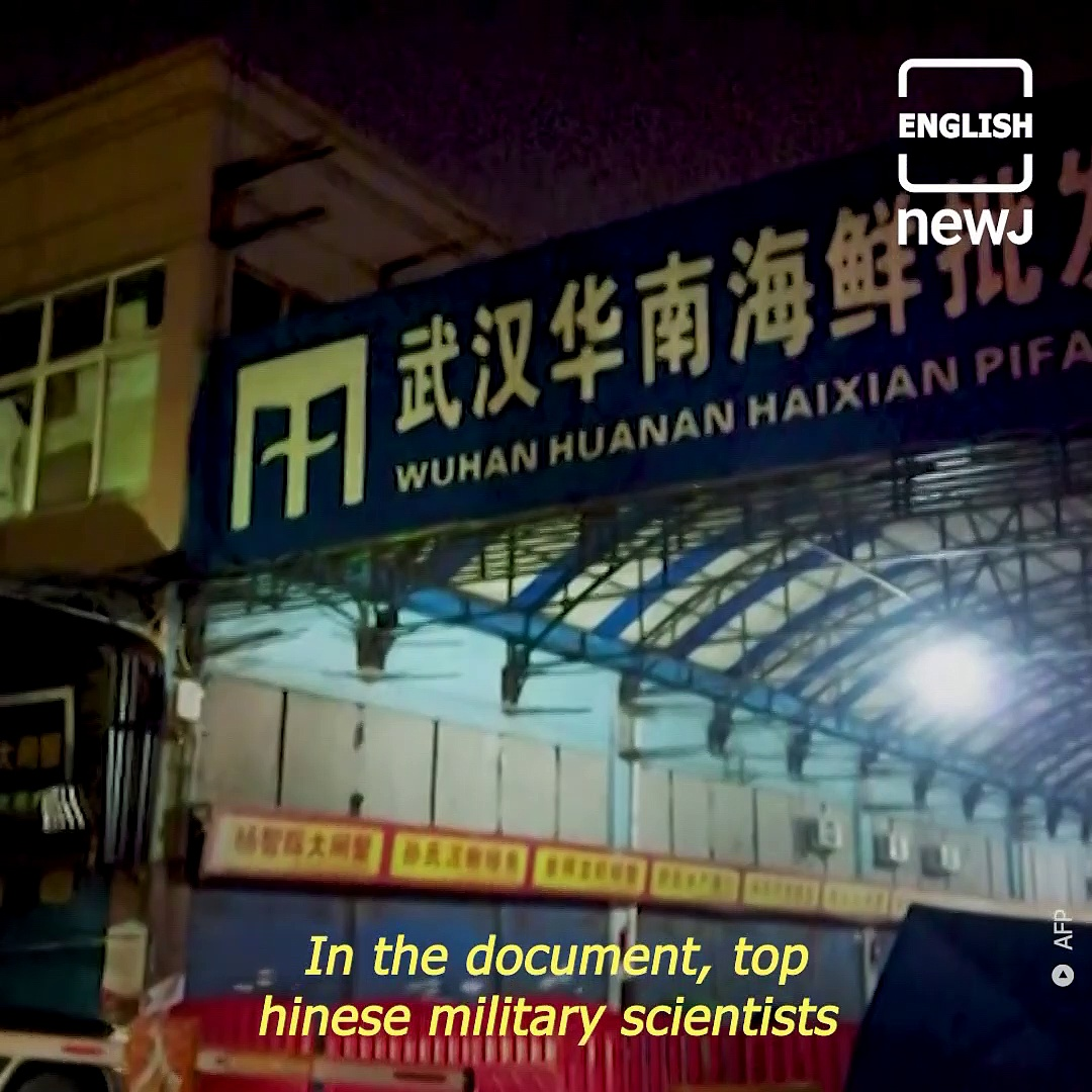 Scientists In China Discussed Weaponising Coronavirus in 2015?