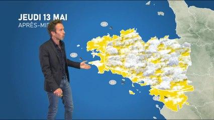 Illustration de l'actualité Bulletin météo pour le jeudi 13 mai 2021