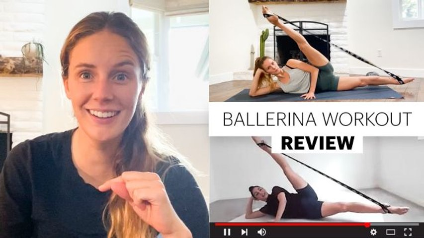 Pro Ballerina Scout Forsythe Tries 5 Ballet Workouts