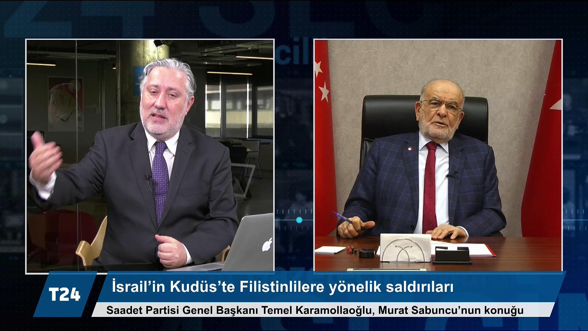 Saadet Partisi Genel Başkanı Karamollaoğlu: Türkiye'de, 'Müslümanlık buysa ben Müslüman değilim' diyen insanlar ortaya çıkmaya başladı