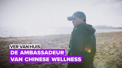 De ambassadeur van Chinese wellness
