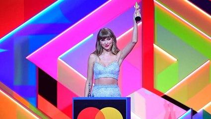 2021 Brit Awards Recap: Taylor Swift, Olivia Rodrigo, Harry Styles & More | Billboard News