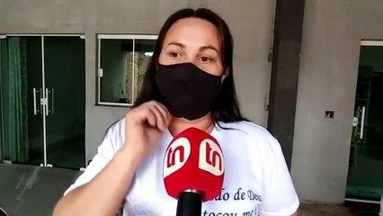 Mãe quer justiça pela morte da filha; assista
