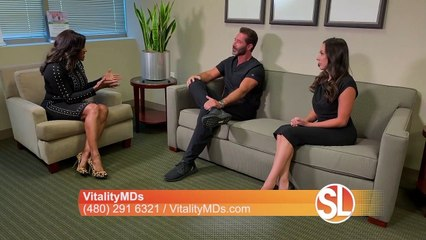 VitalityMDs for men and women's optimal health
