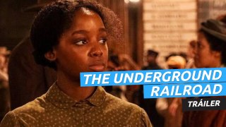 Tráiler de The Underground Railroad, la nueva serie de Amazon Prime Video