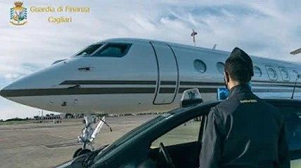 ✅  Evasione da 1mln di euro sugli aerotaxi, blitz Gdf Cagliari