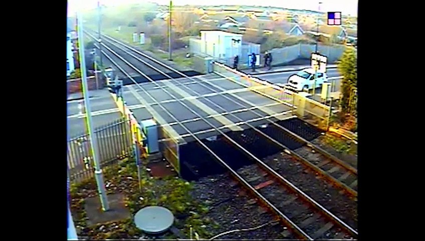Shocking misuse incident at Rossington level crossing, Doncaster