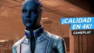 Así se ve Mass Effect Legendary Edition en Xbox Series X. ¡Qué gozada!