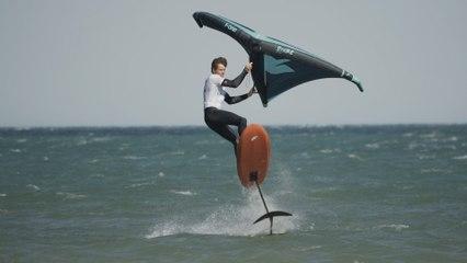 Wingfoil : le nouveau sport de glisse au succès fulgurant