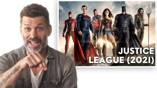 Zack Snyder Breaks Down His Career, from 'Watchmen' to 'Justice League'