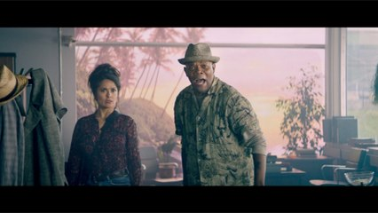 Ryan Reynolds, Salma Hayek, Samuel L. Jackson In 'The Hitman's Wife's Bodyguard' New Trailer