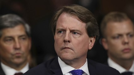 Ex-White House Counsel Don McGahn Agrees To Testify In Trump Probe