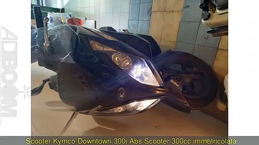 KYMCO Downtown 300i Abs Scooter