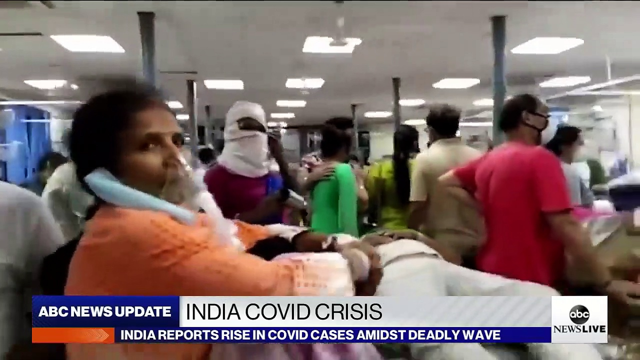 India'S Fight Against Covid-19 L Abc News