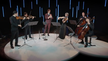 "Andreas Ottensamer - Mendelssohn: Lieder ohne Worte, Op. 30: No. 6 Allegretto tranquillo ""Venetianisches Gondellied"" (Arr. Ottensamer for Clarinet and Strings)"