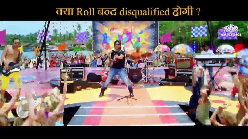 Will band will be disqualified Scene   All the Best: Fun Begins (1991)     Sanjay Dutt     Ajay Devgn     Fardeen Khan     Bipasha Basu     Mugdha Godse    Ashwini Kalsekar   Bollywood Movie Scene  
