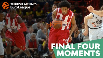 Final Four moments: Childress soars to save Olympiacos in semis, 2010