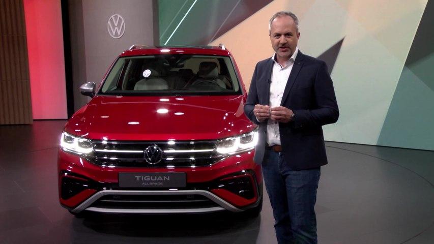 Volkswagen Tiguan Allspace - Presentation