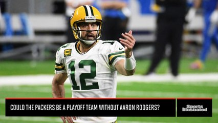 Packers a Playoff Team Without Rodgers?