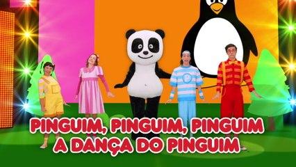 Panda e Os Caricas - Pinguim