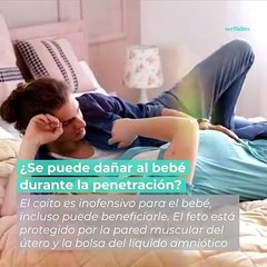 Preguntas y respuestas a las dudas íntimas de la embarazada