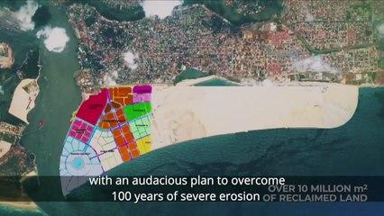 ConstructAfrica presents ... Great Wall of Lagos/Eko Atlantic City